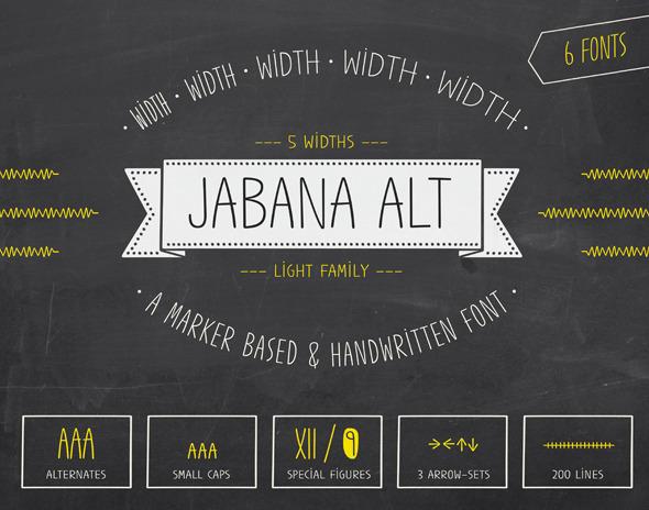 GraphicRiver Jabana Light Set 11509102