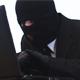 Hacker Hacks a Laptop - VideoHive Item for Sale