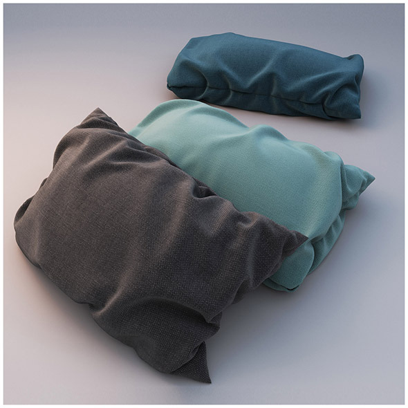 3DOcean Pillows 41 11509261
