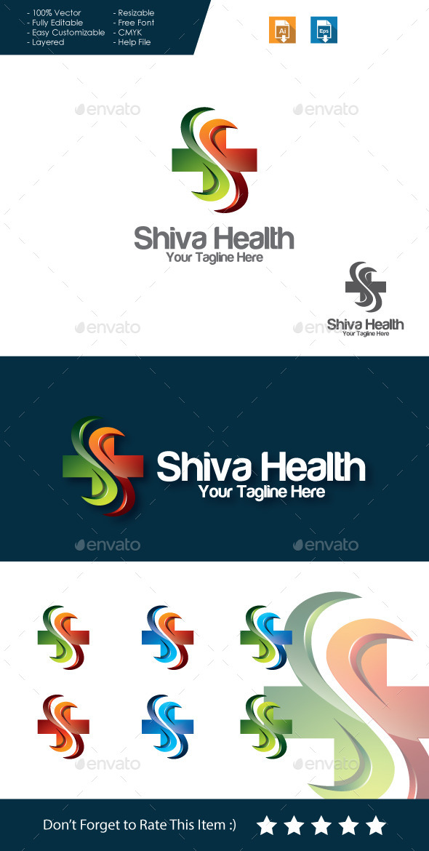 GraphicRiver Shiva Health 11509332