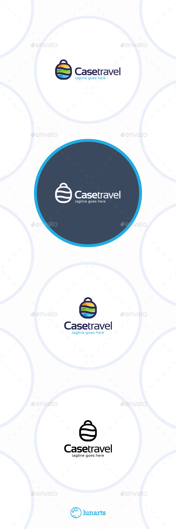 GraphicRiver Case Travel Logo 11509543