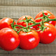Fresh tomatoes on a wooden table - PhotoDune Item for Sale