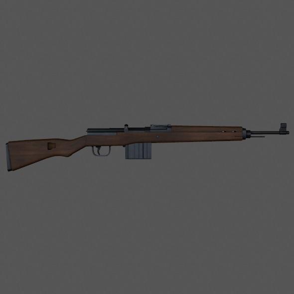 3DOcean Gewehr 43 11509587