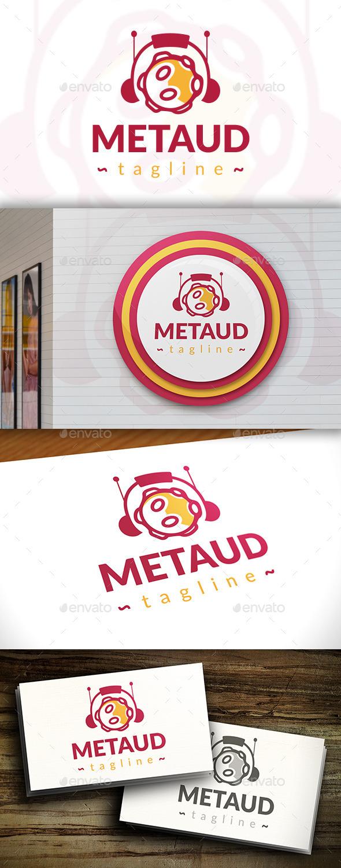 GraphicRiver Meteor Music Logo 11509675