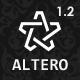 Altero - Responsive Morphing Multipurpose Template - ThemeForest Item for Sale