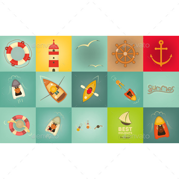 GraphicRiver Summer 11510130