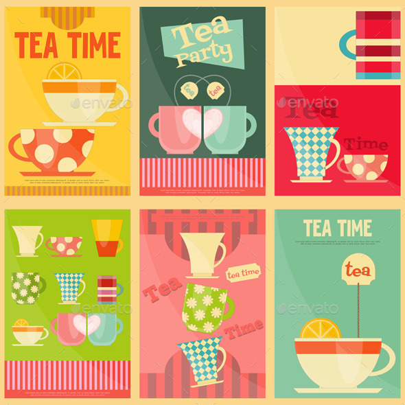 GraphicRiver Tea Time 11510243