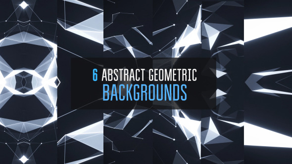 6 Abstract Geometric Backgrounds