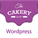 Cakery - Cake WordPress Theme - ThemeForest Item for Sale