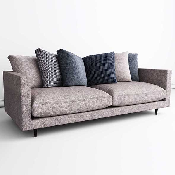 3DOcean Sofa collection 11510819