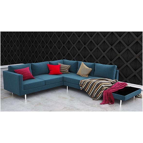 3DOcean Vice collection sofa 11511792