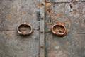 Old vintage metal door texture - PhotoDune Item for Sale