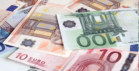 Euro Money Background 1