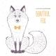 Fox Doodle - GraphicRiver Item for Sale