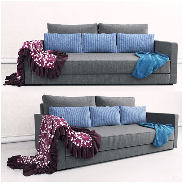3DOcean Sofa CHILL 02 11512038