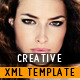 XML Elegant Template - ActiveDen Item for Sale