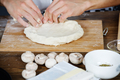 Cook sculpt pizza dough - PhotoDune Item for Sale