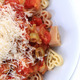 pasta with olives and tomatoes - PhotoDune Item for Sale