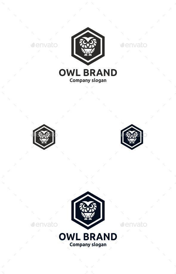 GraphicRiver Owl Brand 11512316