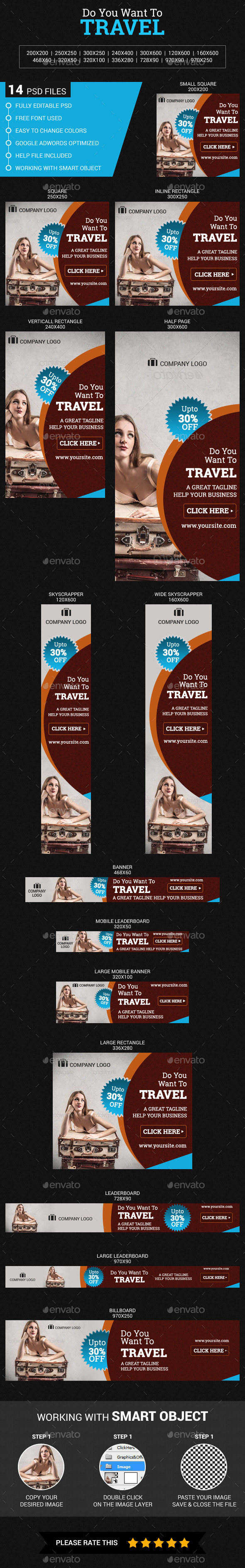 GraphicRiver Do You Want To Travel 11512581