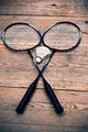 vintage badminton racquet - PhotoDune Item for Sale