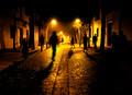 City street at night - PhotoDune Item for Sale