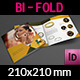Jewelry and Accessories Bi-Fold Catalog Brochure - GraphicRiver Item for Sale