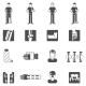 Fracture Bone Set - GraphicRiver Item for Sale