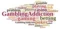 Gambling addiction. - PhotoDune Item for Sale