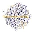 Native advertising. - PhotoDune Item for Sale