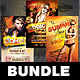 Party Flyers Bundle - GraphicRiver Item for Sale