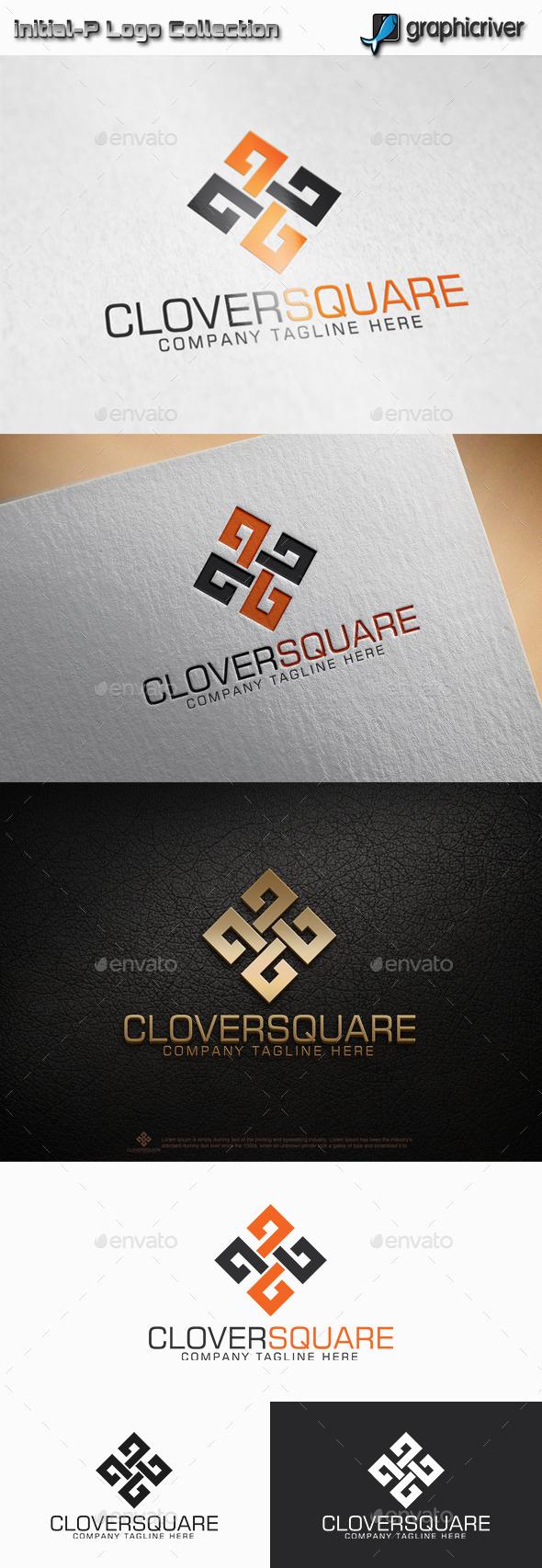GraphicRiver Clover Square Logo 11514651