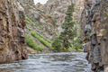 Rocky Mountains  river canyon - PhotoDune Item for Sale