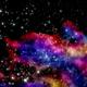 Blue and magenta nebula - PhotoDune Item for Sale