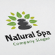 Natural Spa Logo - GraphicRiver Item for Sale
