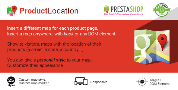 CodeCanyon Product Location Map for Prestashop 11515267