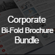 Corporate Bi-fold Brochure Bundle - GraphicRiver Item for Sale
