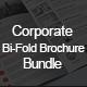 Corporate Bi-fold Brochure Bundle - GraphicRiver Item for Sale