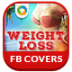 Weight Loss Facebook Cover - GraphicRiver Item for Sale