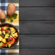 Potato, Eggplant, Zucchini, Tomato Casserole - PhotoDune Item for Sale