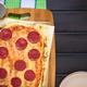 Pepperoni or Salami Pizza - PhotoDune Item for Sale