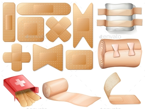 GraphicRiver Medical First Aid 11516338