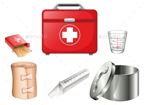 GraphicRiver Medical Supplies 11520598