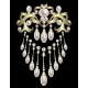 Gold Brooch - GraphicRiver Item for Sale