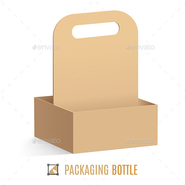 GraphicRiver Packaging for Bottles 11522770