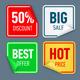 Paper Sticker - GraphicRiver Item for Sale