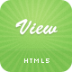 View - HTML5 Responsive Single Page Template - ThemeForest Item for Sale