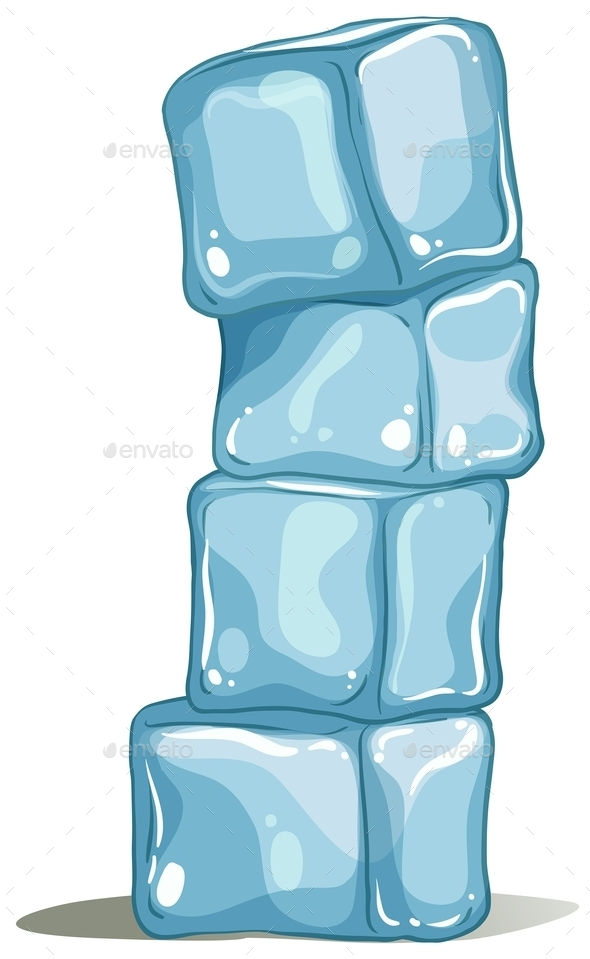 GraphicRiver A Pile of Icecubes 11523326