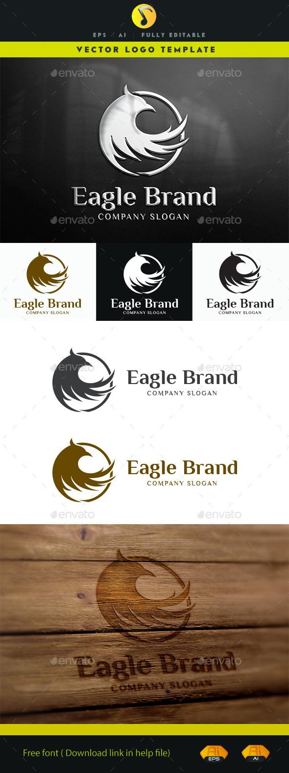 GraphicRiver Eagle Brand 11523661