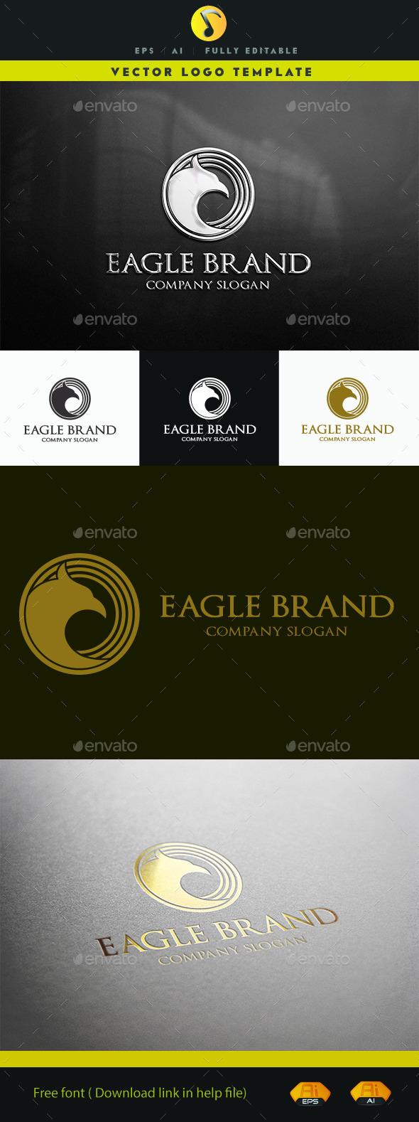 GraphicRiver Eagle Brand 11523848